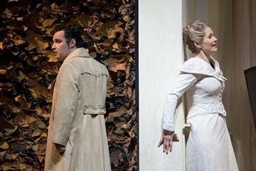 WERTHER Premiere am 30.November 2013 Aalto Musiktheater Essen - Probenfoto -