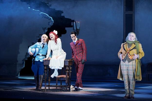 "Oper Leipzig am 01.02.2014 - HP1 ""Don Pasquale""Foto Tom Schulzetel.    0049-172-7997706mail  post@tom-schulze.comweb  www.tom-schulze.com"