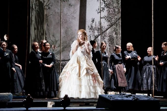 AAlto-Theater Essen: La Straniera