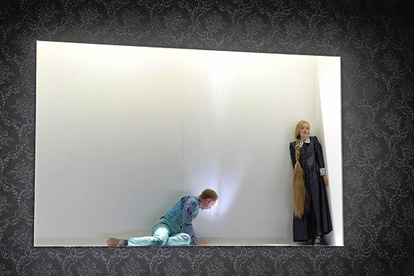 Claude Debussy: Pelléas et Mélisande/ ML Roland Kluttig/ R Jakob Peters-Messer/ B Markus Meyer/ K Sven Bindseil/ Premiere: 19.April 2014  Landestheater Coburg