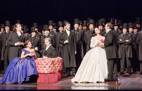 Paris Traviata