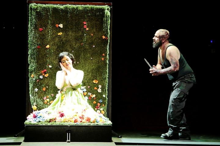 Oper Köln Die Zauberflöte Premiere 06.12.2014