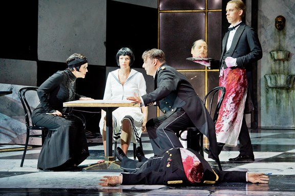 THEATER BONN: SALOME