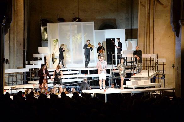 RMF 2015: HfMDK Frankfurt zu Gast im Kloster Haydn, L'isola disabitata am 06.09.2015