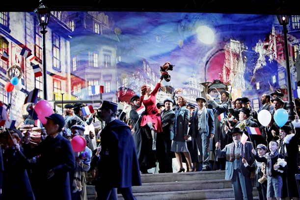 Oper Köln La Boheme KHP 14.11.2015
